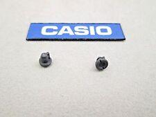 Casio G-Shock G7900 G7900A two grey plastic bezel screws fits G7900MS GW7900RD
