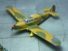 Percival Proctor RAF 1/72 kit built & finished for display