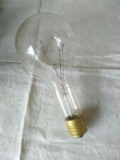 alte Glühbirne ; 300 watt ; große Glühbirne; E 40