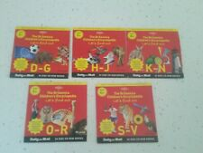 CD-ROMs x5 BRITANNICA FAMILY COLLECTION DAILY MAIL  CHILDREN`S ENCYCLOPEDIA