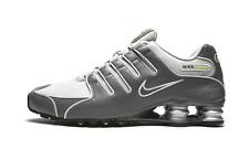 Nike Shox Nz Wolf Dark Grey Black White Volt Eu 378341-009 Running Retro Men's