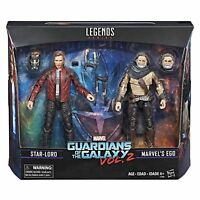 """STAR-LORD & MARVEL'S EGO GUARDIANS OF THE GALAXY VOL volume 2 Legends new 6"""" got"""