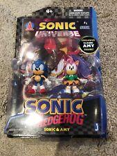 Paquete de cómics Sonic The Hedgehog Universe Raro Nuevo Sellado