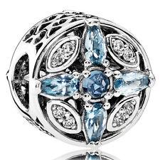 PANDORA Charm Element 791995 NMBMX Silber Bead