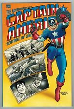 ADVENTURES OF CAPTAIN AMERICA #2 - KEVIN MAGUIRE ART & COVER - 1991