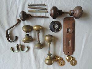 Antique Art Deco Door Knob Door Furniture Ironmongery