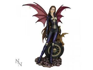 Fairy Vampire Home Sculpture Statue Ornament Decor