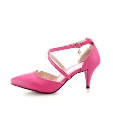 Women's Kitten Heel Sandals & Beach Shoes without Pattern