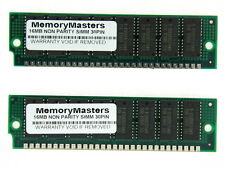 32MB (2X16MB) FOR AKAI MPC3000 FPM NON-PARITY 60NS SIMM 30-PIN 5V 16X8