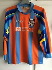 s 1997/99 Spurs Tottenham HP Portero Camiseta de fútbol