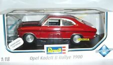 OPEL KADETT B 1:18 Rot/Red REVELL Limited 1000pcs