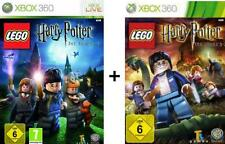 XBOX 360 LEGO HARRY POTTER DIE JAHRE 1-7 BUNDLE Neuwertig