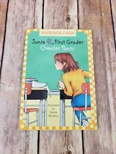 Junie B. First Grader Grader Cheater Pants by Barbara Park Paperback Book