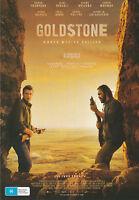 Promotional Flyer - GOLDSTONE (2016) **Ivan Sen, Jacki Weaver, Aaron Pederson**