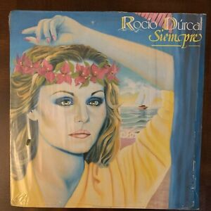 Rocio Durcal, Siempre, 1986 Mexican Lp Latin Pop