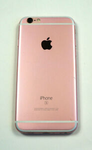 Apple iPhone 6s - 16GB - Rose Gold AT&T  Smartphone Cell Phone
