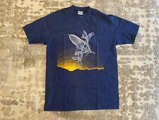 Vtg 1986 F4 Phantom Fighter Jet Bomber Lightning T Shirt Xl Usa