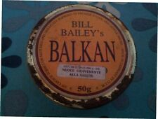 Scatola di latta porta tabacco Bill Bailey's Balkan 5o gr.