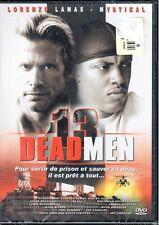 DVD 13 dead men |Neuf sous blister | Lorenzo Lamas | Policier - Thriller