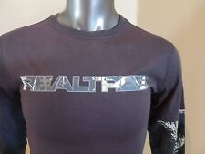 NWOT RealTree Hunting Brown Long Camo Sleeves Shirt Men Small S New Cotton Blend