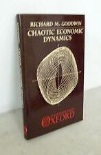 Goodwin,CHAOTIC ECONOMIC DYNAMICS,1990 Clarendon[economia,teoria caos,Keynes