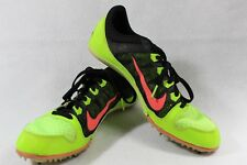 Nike Zoom Rival Md7 unisex Men 9 Women 10.5 Running Spikes Shoes Track Msrp $60