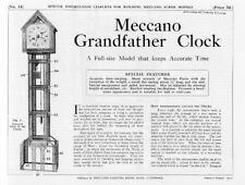 Costruzioni Meccano Supermodels 14 Grandfather Clock - DVD - DVD