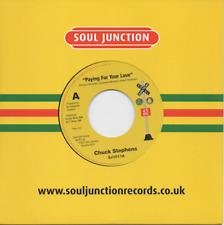 Chuck Stephens rezando por tu amor/Let's Get New Modern Soul (Soul Junction