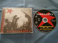 REINCIDENTES ALGAZARA CD RCA BMG 1998 SPANISH EDITION SOLO EL CD 1