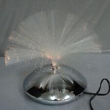 Vintage CUDA PRODUCTS FIBER OPTIC LAMP MODEL 101 - GALAXY