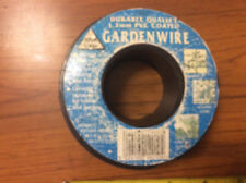 garden wire; 1.2 mm pvc coated; half roll; was 100m
