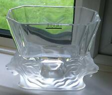 Lalique Venise Bowl -beautiful piece GREAT INVESTMENT   STUNNING