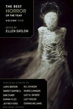 The Best Horror of the Year, Volume 5 by Night Shade Books (Paperback /...
