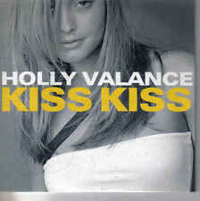 Holly Valance-kiss Kiss cd single
