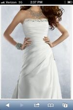 Alfred Angelo Wedding Dress Style# 2180J
