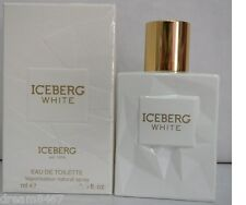 Donna-Profumo ICEBERG WHITE Eau De Toilette 50 ML Spray NOVITA'!!!
