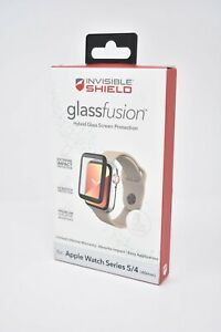 ZAGG Invisible Glass Fusion Screen Protector Apple Watch Series 6/5/4 SE 40mm