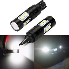 2 x 50W 921 912 T10 T15 White LED 6000K HID Car Backup Reverse Lights Bulb