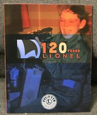 2020 Lionel Trains 120 Years Catalog Volume 2 - 95 Pages