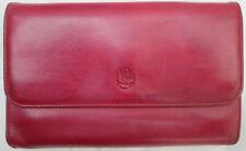 -AUTHENTIQUE portefeuille/porte-monnaie L'AIGLON  cuir  TBEG vintage