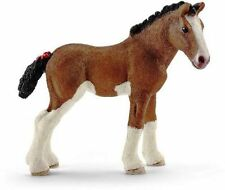 ANIMALI ANIMALS TOYS SCHLEICH CAVALLO PULEDRO CLYDESDALE FOAL HORSE 13280