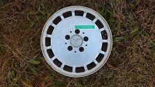 Genuine Used OEM 87-93 Mercedes 15x6.5 15 Spoke Alloy Wheel E11041603