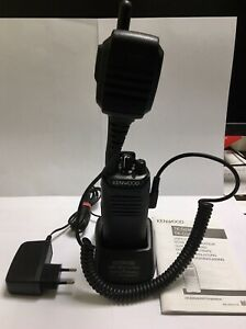 Kenwood TK-D240FN SET Freenet-Handfunkgerät VHF Walkie-Talkie