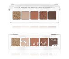 CATRICE 5 In A Box Mini  Eyeshadow Palette (030 Warm Spice Look)  NEU&OVP