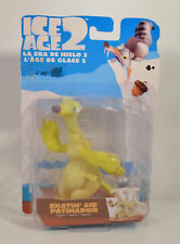 "NEW 2005 Skatin' Sid Sloth 5"" Mattel Action Figure Ice Age 2 The Meltdown"
