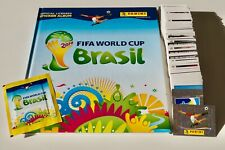 PANINI WM 2014 WC Brasil - Komplettset + Hardcover Album + Tüte