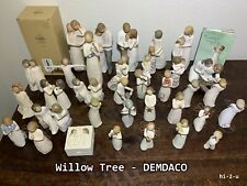 Willow Tree Figurines By Susan Lordi + Demdaco Figurines + Many Too Choose From