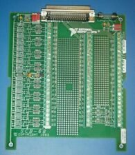 Ni Scb-68 Connector Block Board for 68-Pin Devices, National Instruments