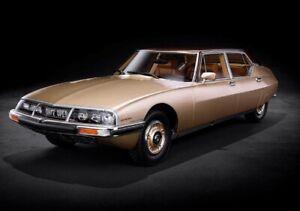 """Citroen SM 4 portes """" OPERA """" 1972  1/18"""
