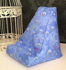 Bubble Design Cushion Pillow Beanbag Bean Bag Suits Ipad Books Tablets